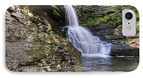 Bridal Veil Waterfalls IPhone Case by Paul Ward