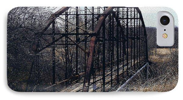 Bridge To Nowhere Phone Case by R McLellan