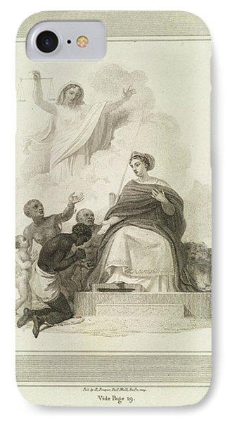 Britannia IPhone Case by British Library