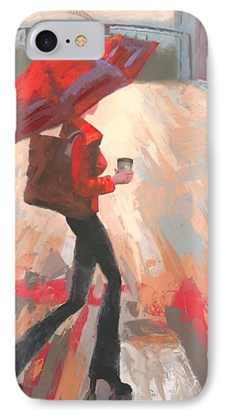 Broadway Java Crossing IPhone Case by Thalia Kahl