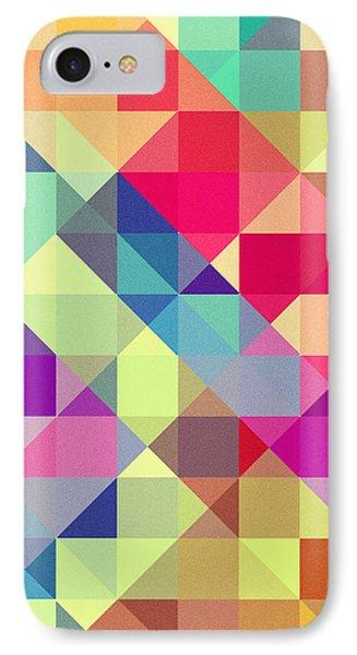 Broken Rainbow II IPhone 7 Case by VessDSign