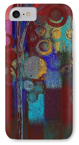 Bubble Tree - Rd01r Phone Case by Variance Collections