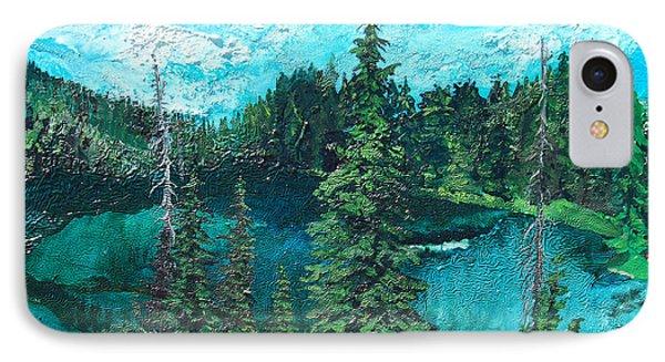 Buck Lake Phone Case by Joseph Demaree