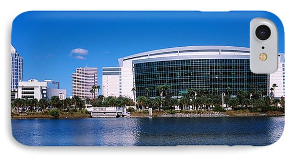 Buildings At The Waterfront, St. Pete IPhone Case by Panoramic Images