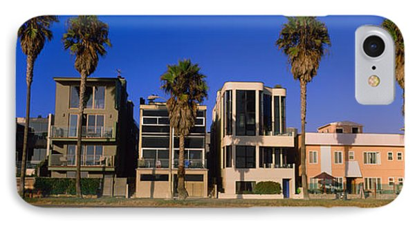 Buildings In A City, Venice Beach, City IPhone Case by Panoramic Images