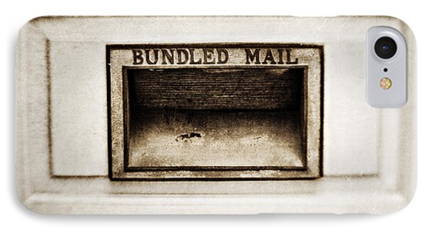 Bundled Mail Phone Case by Scott Pellegrin