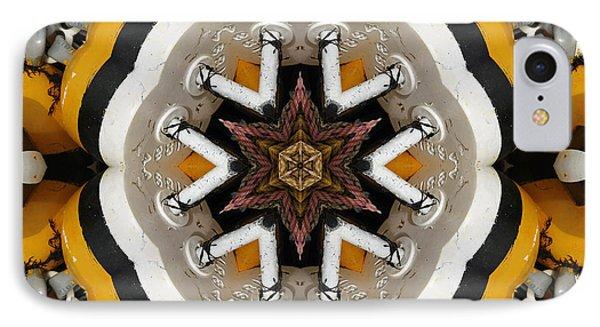 Buoys Kaleidoscope IPhone Case by Cindi Ressler