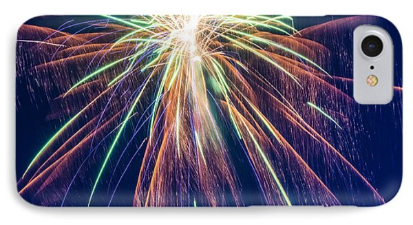 Bursting In Air IPhone Case by Brian Wallace
