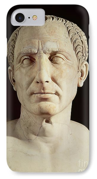 Bust Of Julius Caesar IPhone Case by Anonymous