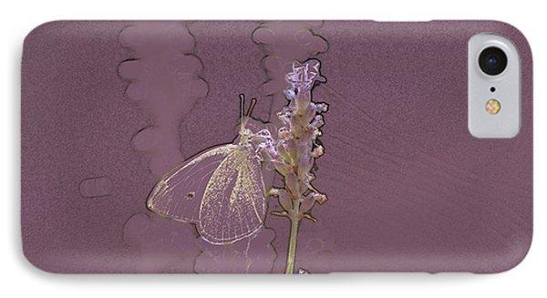 Butterfly 3 Phone Case by Carol Lynch