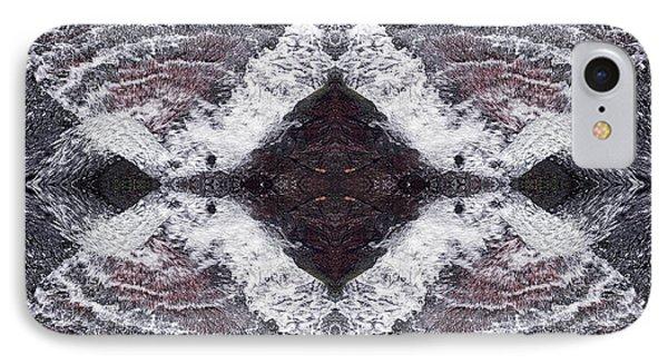 Butterfly Effect Phone Case by Dawn J Benko