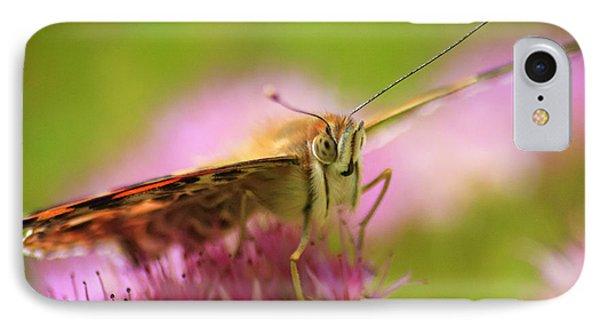 Butterfly Macro Phone Case by Adam Romanowicz