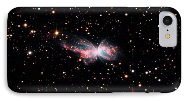 Butterfly Nebula (ngc 6302) IPhone Case by Damian Peach