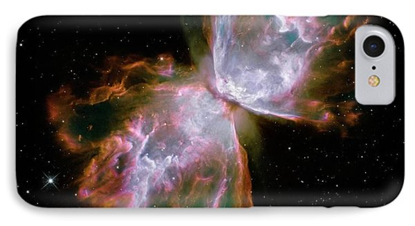 Butterfly Planetary Nebula IPhone Case by Nasa/esa/stsci/hubble Sm4 Ero Team