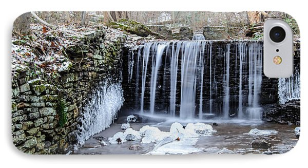 Buttermilk Falls 2 Phone Case by Anthony Thomas