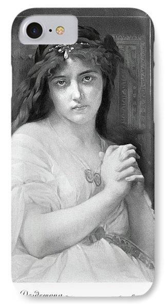 Cabanel Desdemona IPhone Case by Granger
