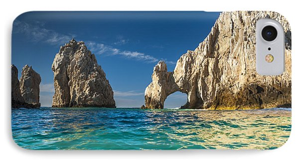 Cabo San Lucas IPhone Case by Sebastian Musial