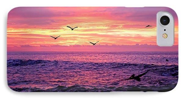 Cabo San Lucas Sunrise Phone Case by Marcia Colelli