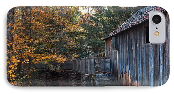 Cades Cove Mill Phone Case by Steve Gadomski