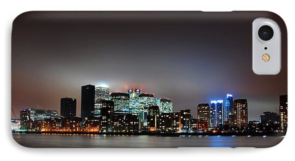 London Skyline IPhone 7 Case by Mark Rogan