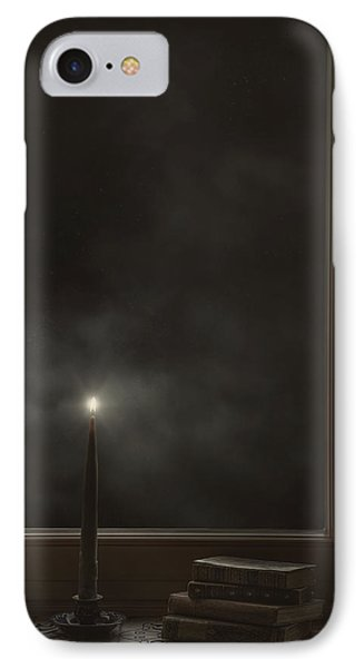 Candle Light IPhone Case by Joana Kruse