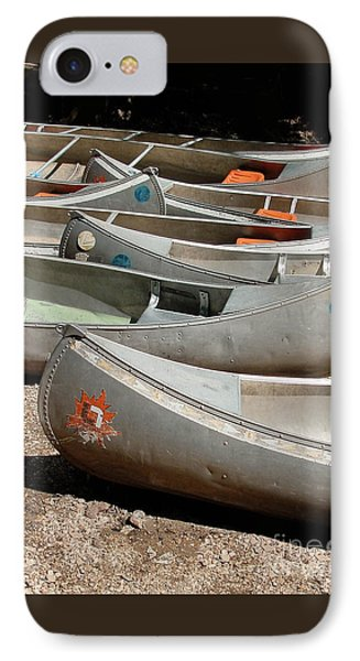 Canoes 143 Phone Case by Gary Gingrich Galleries