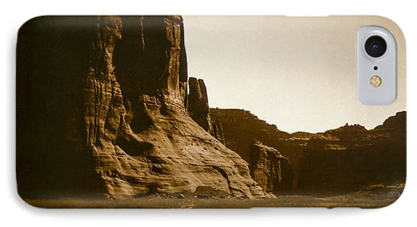 Canyon De Chelly Circa 1904 IPhone Case by Aged Pixel