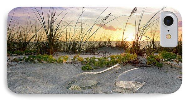 Captiva  Sunset IPhone Case by Jon Neidert