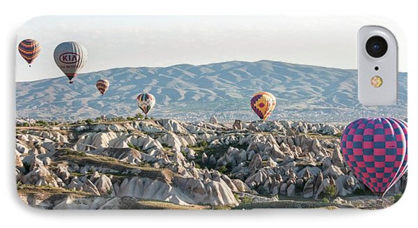 Cappadocia IPhone Case by Photostock-israel