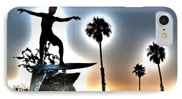 Cardiff Kook Phone Case by Ann Patterson