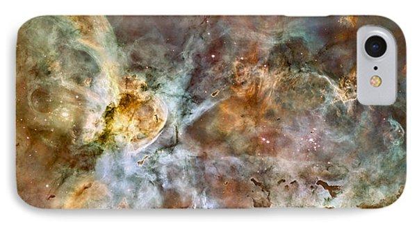 Carina Nebula Phone Case by Adam Romanowicz