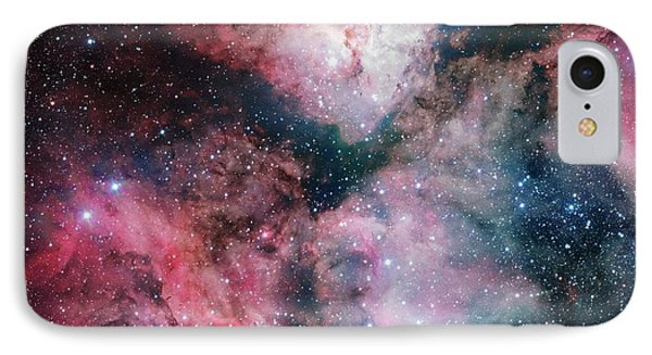Carina Nebula IPhone Case by European Southern Observatory