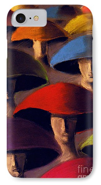 Carnaval IPhone Case by Mona Edulesco