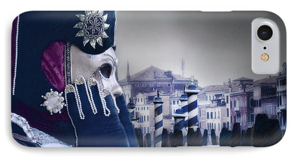 Carnival In Venice 20 Phone Case by Design Remix