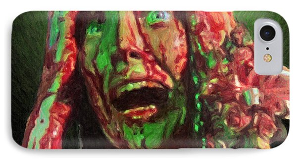 Carrie IPhone Case by Taylan Soyturk