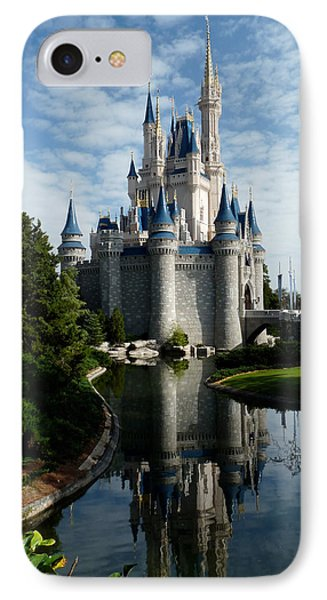 Castle Reflections Phone Case by Nora Martinez