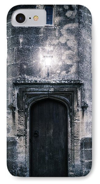 Castle Tower IPhone Case by Joana Kruse