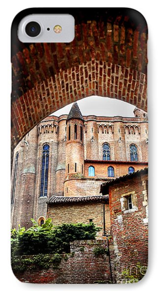 Cathedral Of Ste-cecile In Albi France Phone Case by Elena Elisseeva