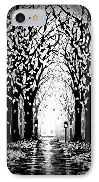 Cathedral Park Phone Case by Janine Riley