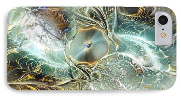 Caustic IPhone Case by Anastasiya Malakhova