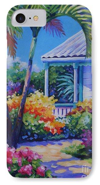 Cayman Yard IPhone Case by John Clark