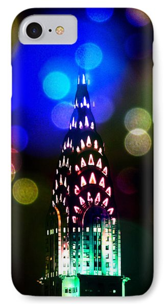 Celebrate The Night IPhone Case by Az Jackson