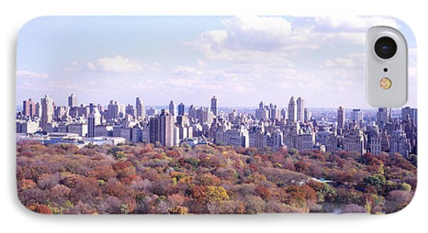 Central Park, Nyc, New York City, New IPhone Case by Panoramic Images