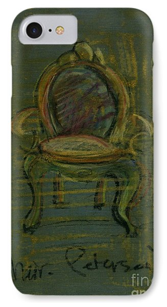 Chair Fetish '96 Phone Case by Cathy Peterson