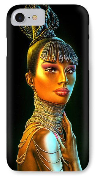 Chantel Phone Case by Andrew Farley