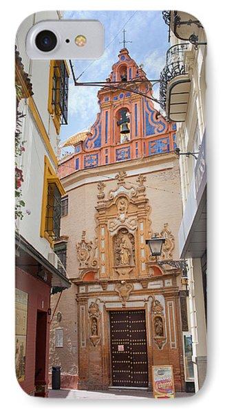 Chapel Of St. Joseph Of Seville Phone Case by Artur Bogacki