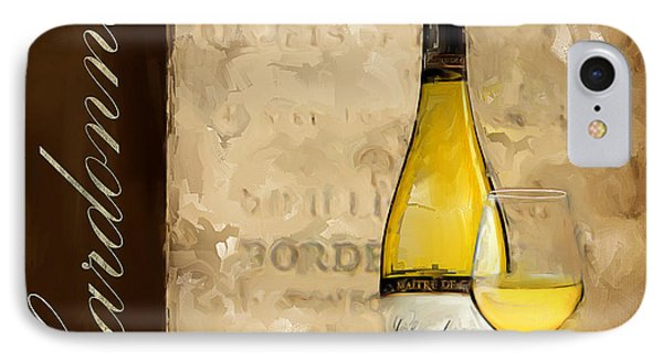 Chardonnay IIi IPhone Case by Lourry Legarde