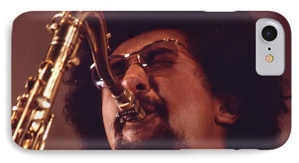 Charles Lloyd In The Soviet Union IPhone Case by The Harrington Collection