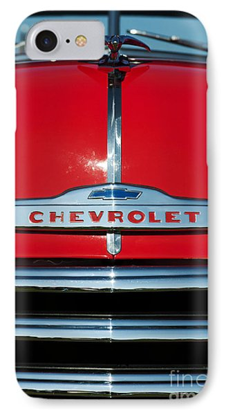 Chevrolet 3100 1953 Pickup IPhone 7 Case by Tim Gainey
