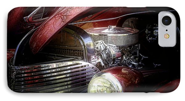 Chevrolet Master Deluxe 1939 IPhone Case by Tom Mc Nemar
